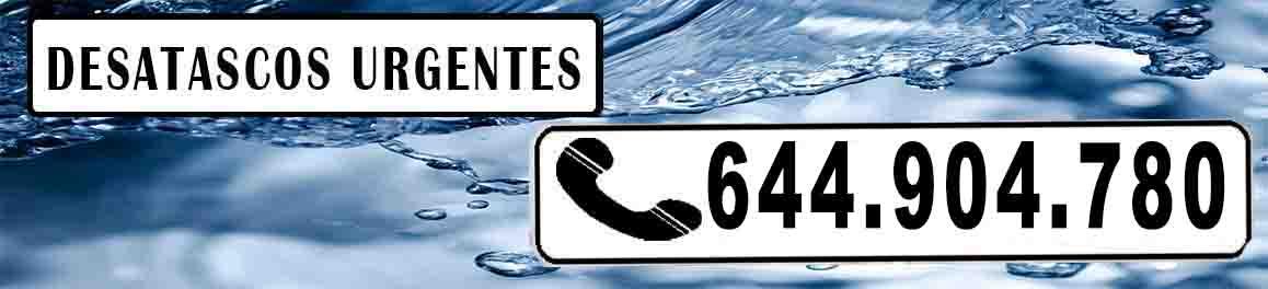 Desatascos Valencia Urgentes